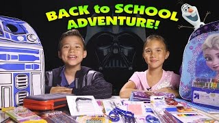 BACK TO SCHOOL ADVENTURE! [EvanTubeHD CLASSIC WEEK]
