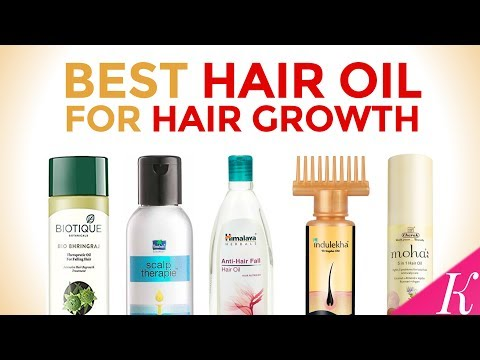 10 Best Hair Oil for Hair Growth in India with Price | Reduce Hairfall | 2017
