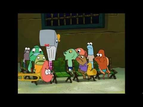 Spongebob - You Left Your Lights On