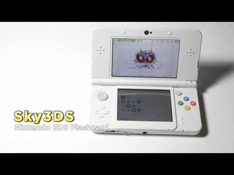 How to play downloaded games on Nintendo 3DS