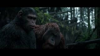 War For The Planet Of The Apes humans Itv Ad Break Official Hd Video 2017