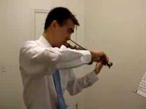 Ben Chan- Fast Violin Playing