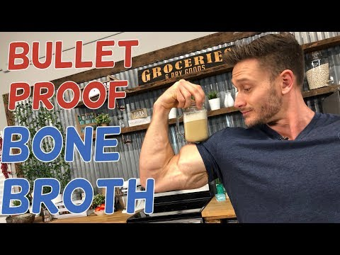 Bulletproof Bone Broth: Quick Recipe for After Fasting