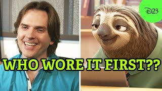 Life Imitates Art: The Inspiration Behind Flash's Hair from Zootopia