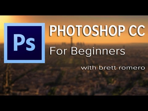 Photoshop CC Tutorial For Beginners: Get Up And Running In No Time With Photoshop CC