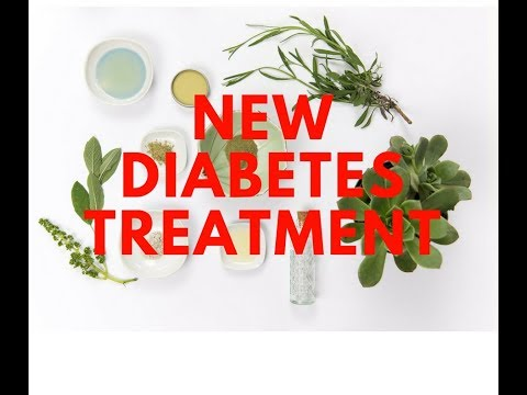 NEW DIABETES TREATMENT could eliminate need for insulin injections - NEW DIABETES TREATMENT NATURALY