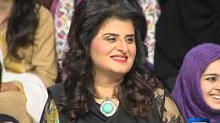 Dunya News -- Mazaaq Raat - 09-Apr-2014