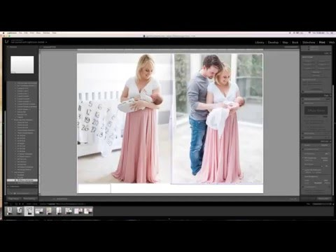 How to Do Collages in Lightroom - Tiffany Burke Photography