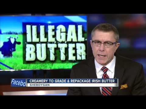Creamery finds workaround for Irish butter