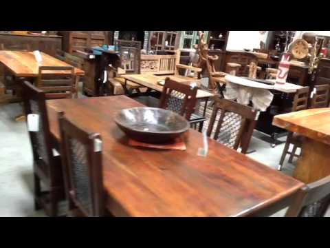 Dining Room Tables from San Diego Rustic