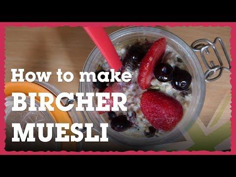 How to make Bircher Muesli with Vegan Punks | Ecotricity