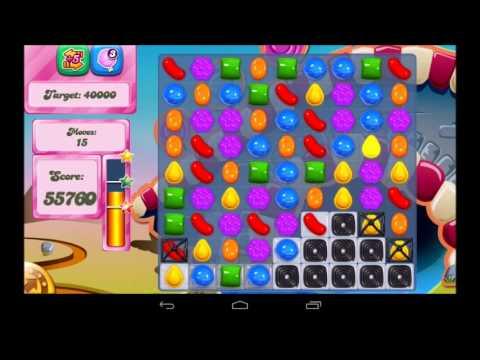 Candy Crush Saga Level 86 Walkthrough