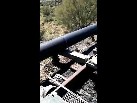 Rail Run 4: The loss of a hat.
