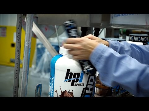 How BPI's Whey Protein Is Made - Behind The Scenes