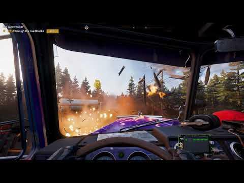 Far Cry 5...this part i called  flying cars....hhhhhhhhhh