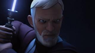 Star Wars Rebels: Darth Maul vs. Obi Wan | official FIRST LOOK clip (2017)