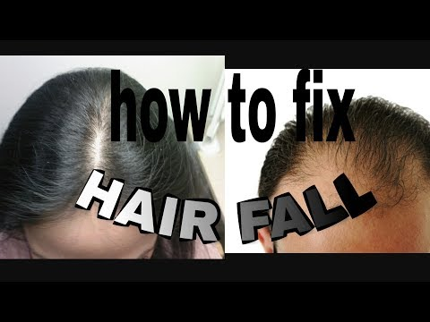 How to stop Hair Fall and grow Hair Faster Naturally in hindi  (Men & Women)
