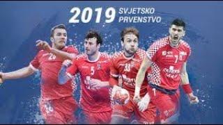 🔴HRVATSKA - ŠPANJOLSKA RUKOMET | UZIVO 2019 🔴