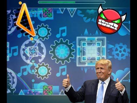 Top 5 Most Fun Dual Demons - Geometry Dash