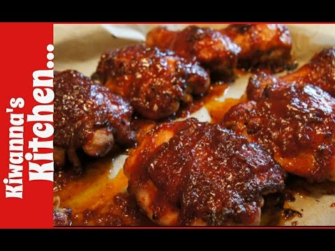 How to Make BBQ  Fried Chicken