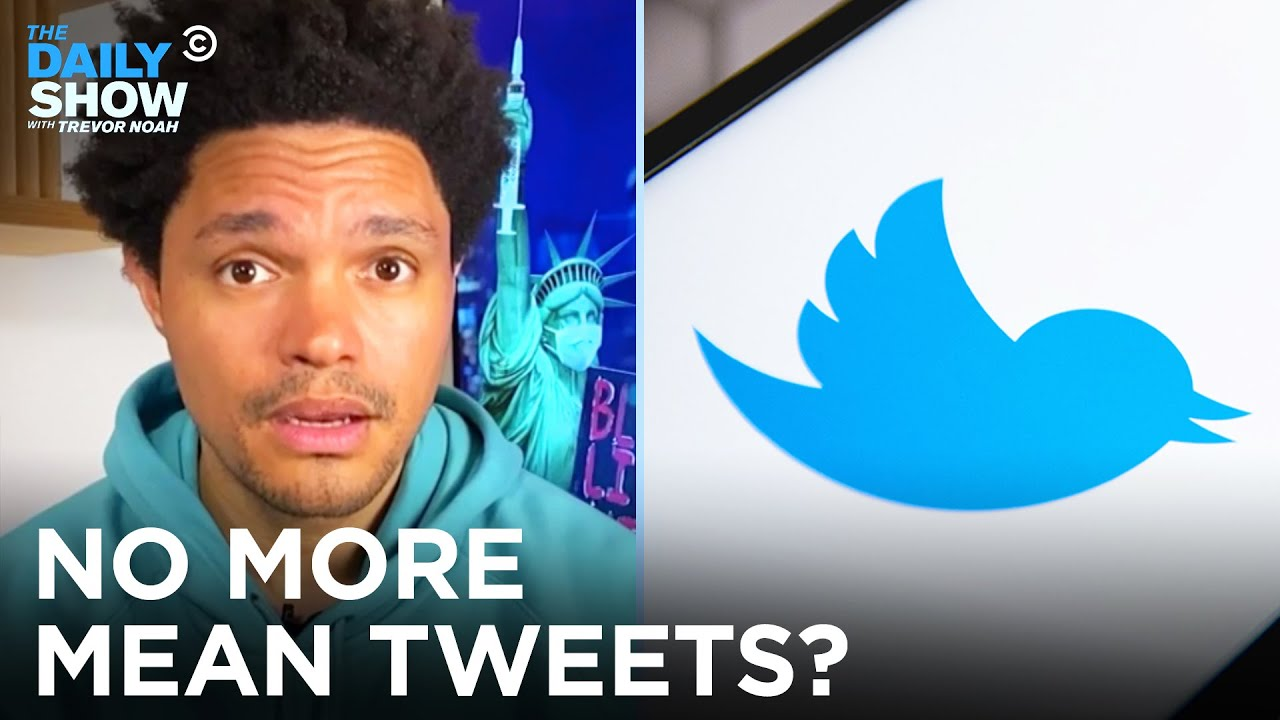 Sending Mean Tweets Gets Harder & The Belgium-France Border Gets Moved Accidentally   The Daily Show