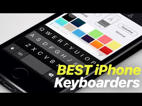 Best iPhone keyboards Part #2 iOS 12