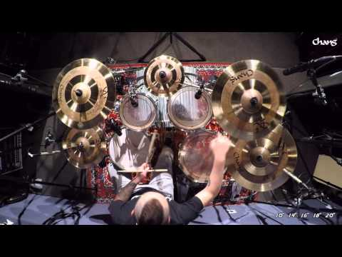 Chang Cymbals sound video DE VINTAGE series