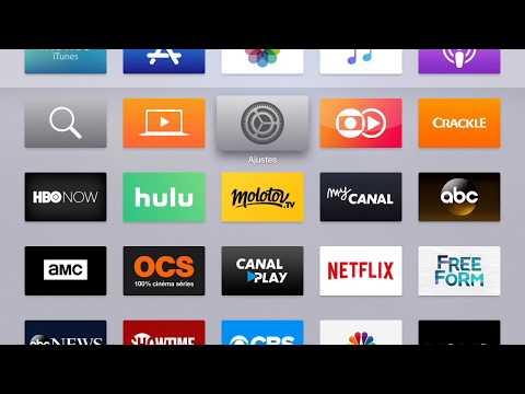Como configurar o AppleTV com Liberador.net