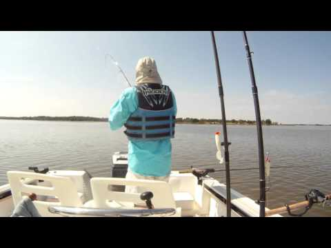 lake carl blackwell hybrid fishing
