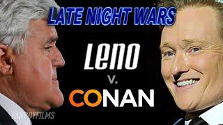 The Late Night War Part II - Jay Leno vs Conan O