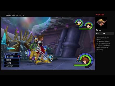Final Battle Kingdom Hearts