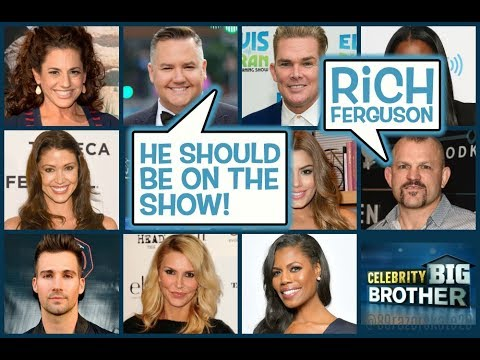 Celebrity Big Brother Chuck Liddell Reveals Secret about ME!