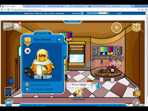 Club Penguin How To Get Gold Fast!! (100%) No Hack!!