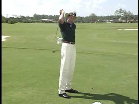 David Leadbetter's Perfect Posture Drill
