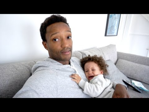 DEALING WITH BABY TANTRUMS  | The Offiongs UK Family Vloggers