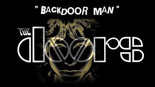 The Doors 'Backdoor Man'