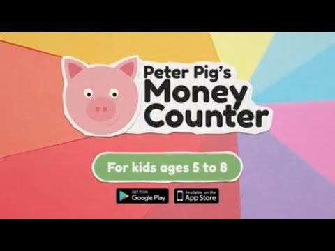Introduce Money Skills with Wise Peter Pig