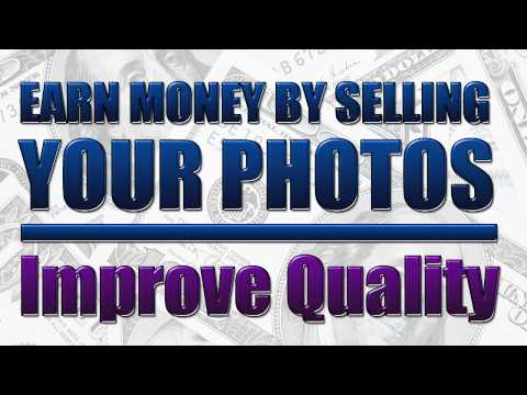 How to improve image quality for stock photo images
