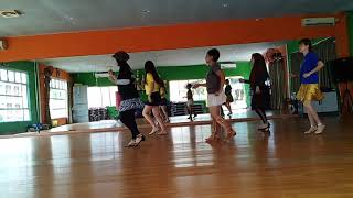 Download Numa numa new Line dance . Demo by Central class Video