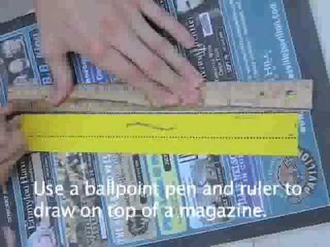 05 Paper Coaster Track.mp4