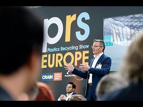 Plastics Recycling Show | PRSE | Amsterdam 2018 | Highlights