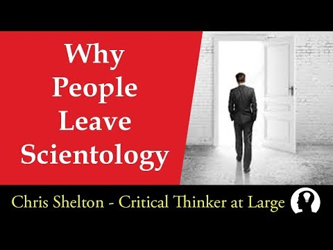 Why People Leave Scientology