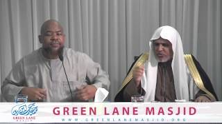 Advice to Those Who Warn against Green Lane Masjid - Sheikh Ali Al-Shibl