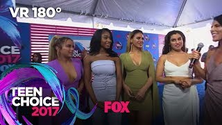 Fifth Harmony Shares Their Pride For The New Album   TEEN CHOICE