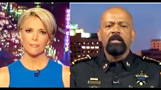 RickWells.US - Sheriff David Clarke Destroys Jesse Jackson, Racists BLM Obama Lynch