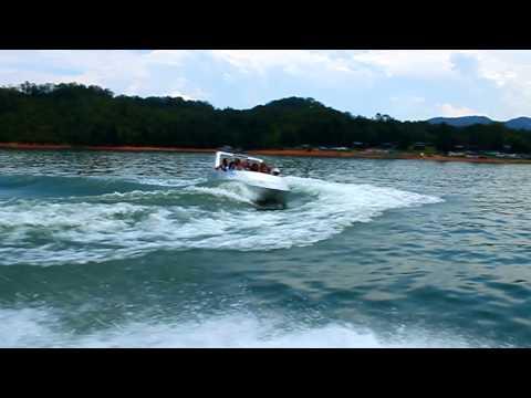 New Boat for Gatlinburg TN