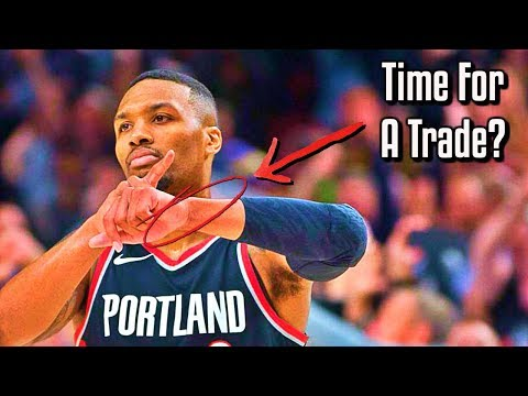 Is Dame Time Running Out In Portland? - NBA Overreactions #1