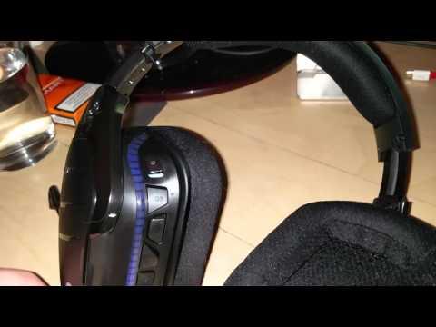 Logitech Headset G933 Schalterproblem