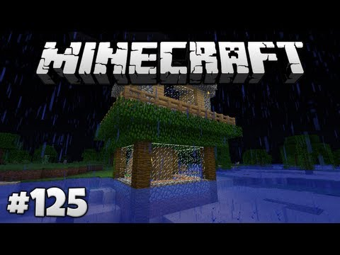 Making A Swamp House! || Survival In Minecraft (1.4.5) #125