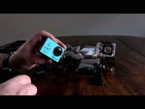 ODVRM Action Sports Camera Test and Review